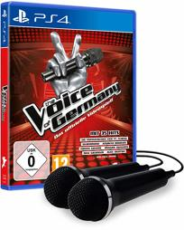 The Voice of Germany (2019) inkl. 2 Mikros - PS4