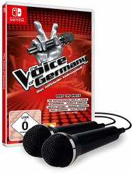 The Voice of Germany (2019) inkl. 2 Mikros - Switch