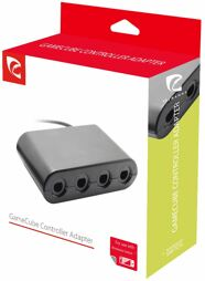 NGC Controller Adapter, Piranha - Switch/WiiU