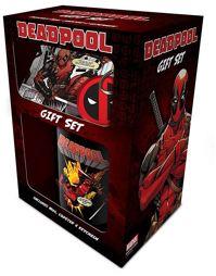 Tasse - Deadpool mit Geschenkbox
