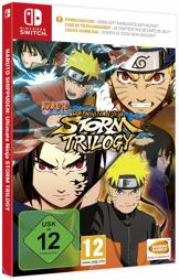Naruto Shippuden Ultimate Ninja Storm Trilogy - Switch-KEY