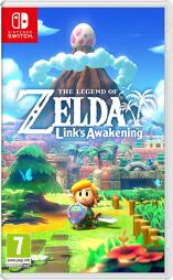 The Legend of Zelda Links Awakening - Switch