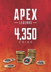 APEX Legends Coins (4350 Coins) - PS4-PIN