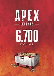 APEX Legends Coins (6700 Coins) - PS4-PIN