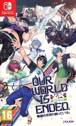 Our World is Ended Day One Edition - Switch