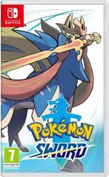 Pokémon Schwert - Switch