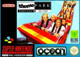 Theme Park, gebraucht - SNES