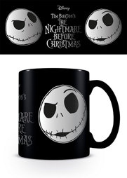 Tasse - The Nightmare Before Christmas Jack Face