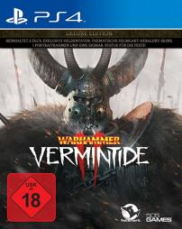 Warhammer The End Times Vermintide 2 Deluxe Edition - PS4