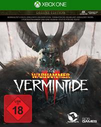 Warhammer The End Times Vermintide 2 Deluxe Edition - XBOne