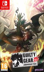 Guilty Gear 20th Anniversary Day One Edition - Switch