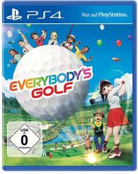 Everybodys Golf (VR) - PS4