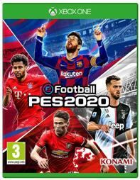 Pro Evolution Soccer 2020 eFootball - XBOne