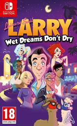 Leisure Suit Larry 8 Wet Dreams Don't Dry - Switch