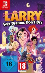 Leisure Suit Larry 8 Wet Dreams Don't Dry - Switch