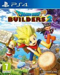 Dragon Quest Builders 2 - PS4