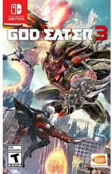 God Eater 3 - Switch