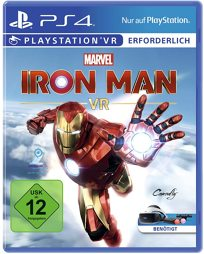 Iron Man (VR) - PS4