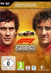 F1 2019 Legends Edition - PC-DVD
