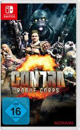 Contra Rogue Corps - Switch