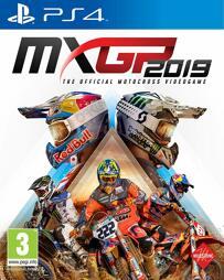 MX GP 2019 - PS4