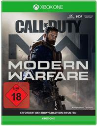 Call of Duty 16 Modern Warfare 2019 - XBOne