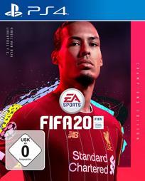 Fifa 2020 Champions Edition - PS4