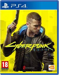 Cyberpunk 2077 Day One Edition - PS4