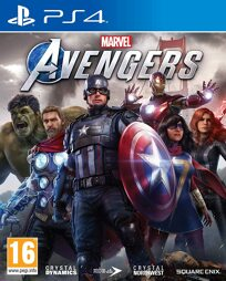 Marvel Avengers - PS4