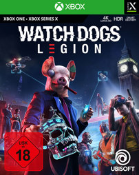 Watch Dogs 3 Legion - XBOne/XBSX