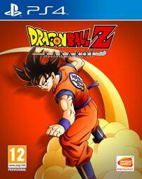 Dragonball Z Kakarot - PS4