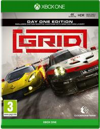 Grid Day One Edition - XBOne