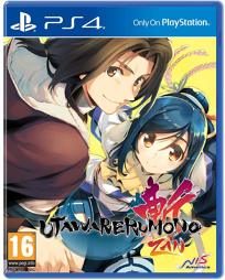 Utawarerumono 3 ZAN Unmasked Edition - PS4