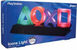 Heim Deko - PlayStation LED Lampe Icons