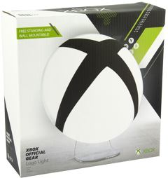 Heim Deko - XBOX LED Lampe Logo