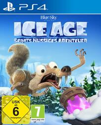 Ice Age Scrats Nussiges Abenteuer - PS4