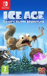 Ice Age Scrats Nussiges Abenteuer - Switch