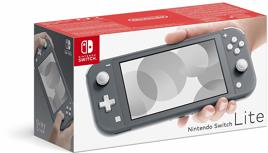 Grundgerät Nintendo Switch Lite, 32GB, grau