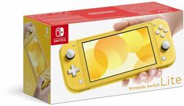 Grundgerät Nintendo Switch Lite, 32GB, gelb