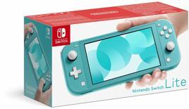 Grundgerät Nintendo Switch Lite, 32GB, türkis
