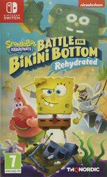 Spongebob Schwammkopf Battle for Bikini Bottom Reh. - Switch