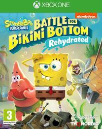 Spongebob Schwammkopf Battle for Bikini Bottom Reh.- XBOne