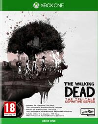 The Walking Dead The Telltale Definitive Series - XBOne