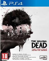 The Walking Dead The Telltale Definitive Series - PS4