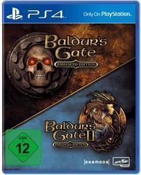 Baldurs Gate 1 & 2 Enhanced Edition - PS4
