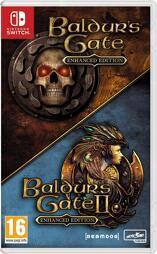 Baldurs Gate 1 & 2 Enhanced Editions - Switch
