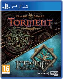 Planescape Torment & Icewind Dale Enhanced Edition - PS4