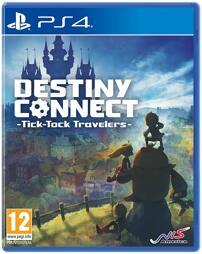 Destiny Connect Tick-Tock Travelers - PS4