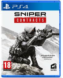 Sniper Ghost Warrior Contracts 1 - PS4