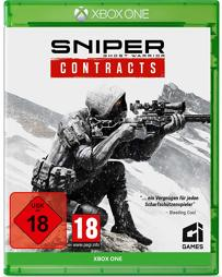 Sniper Ghost Warrior Contracts - XBOne
